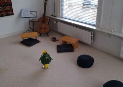 Workshop Mindful Zingen in Praktijk voor klassieke Acupunctuur, Alkmaar, 13 september 2014