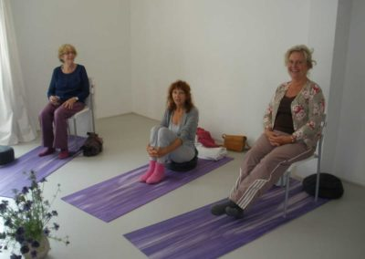 Workshop Mindful Zingen in Puur Studio, Amsterdam, 14 juli 2013