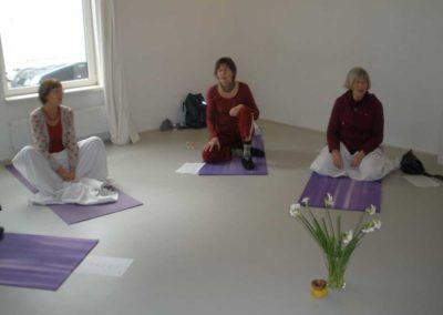 Workshop Mindful Zingen in Puur Studio, Amsterdam, 2 februari 2013