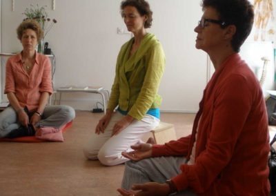 Workshop Mindful Zingen Amsterdam 1 juli 2012
